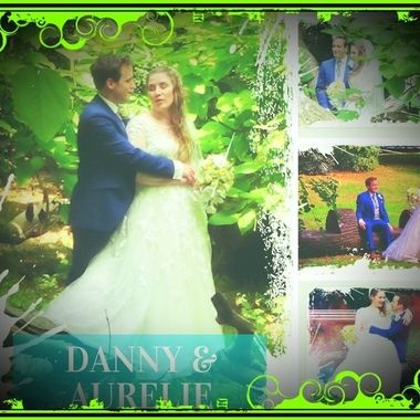 improved version of Marriage Danny & Aurelie