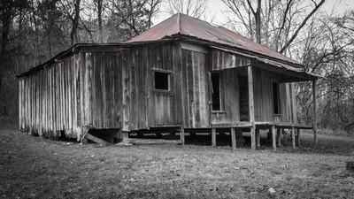 ghost town on the buffalo river AR