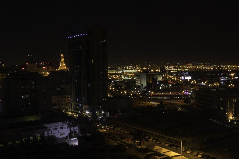 Taken on 24th August 2018 in Doha Qatar