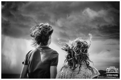 Vento nei Capelli Wind in your hair