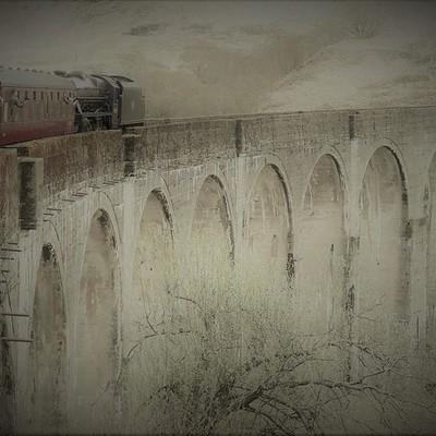 Great day out #glenfinnan #glenfinnanviaduct #visitscotland #fortwilliamtomallaig #steamtrain
