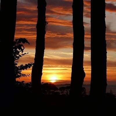 #sunset#lyndale #cloud_skye taken earlier this year X