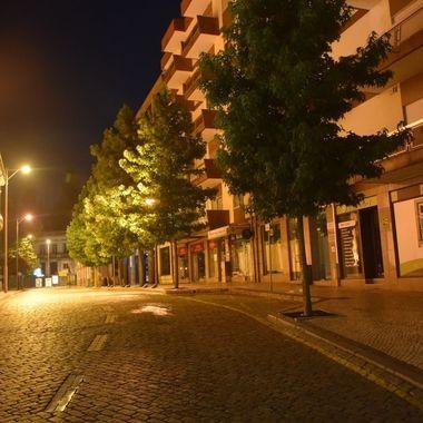 Viseu by Night