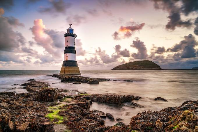 Penmon Sunrise by framing-places - Creative Landscapes Photo Contest vol3