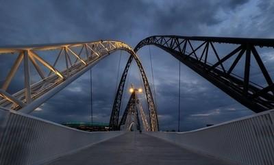 #0083 Matagarup Bridge