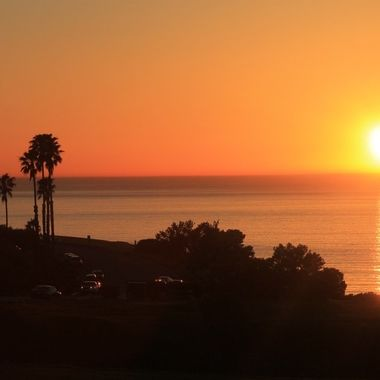 a Southern California scene