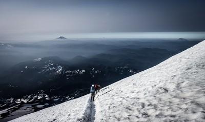 Rainier Descent