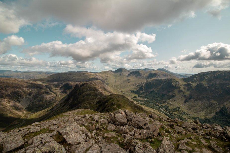 View Over Haystacks
