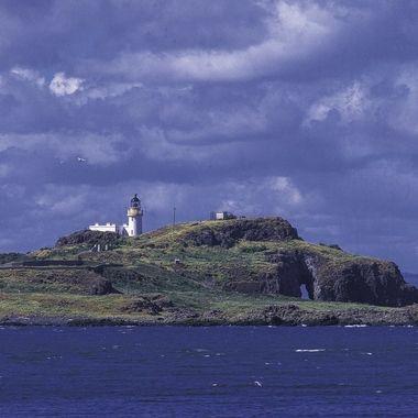 off the east coast of Scotland, 1995