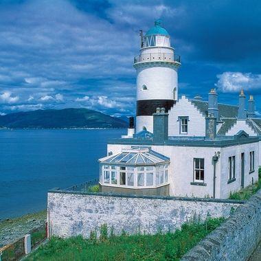 Cloch historic Lighthouse