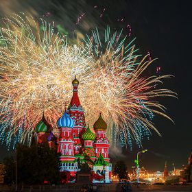 Spasskaya Tower International Military Music Festival 2018