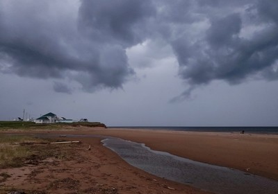 Threatening Clouds - PEI
