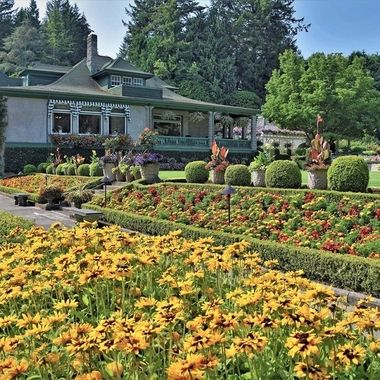 Butchart Gardens (6) - Victoria, British Columbia, Canada