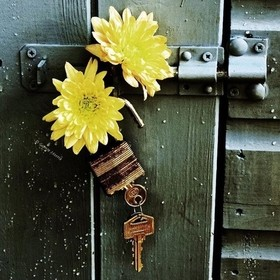 "'Prayer is the key of the morning and the bolt of the evening"" ~  #key #bolt #prayer #morning #evening #flower #yellow #yellowflower #flow..."