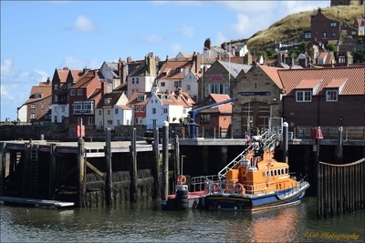 Whitby Pier.
