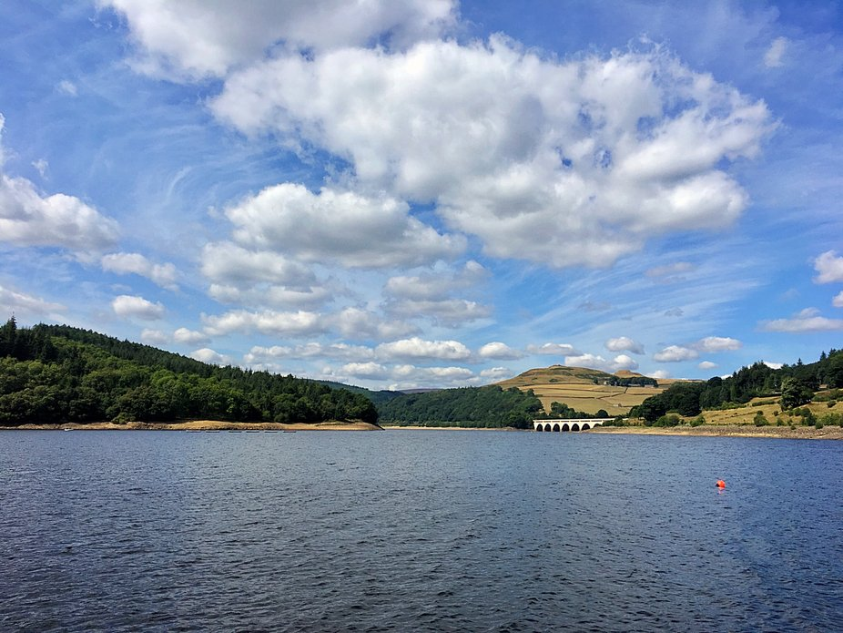 LadyBower on a summers day