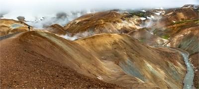 Iceland: sulfuric highlands