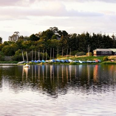 Boating Club on the Loch