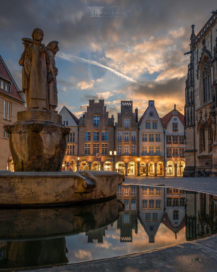 Well, it's Muenster! by Bilderschmied-Danz - Bright City Lights Photo Contest