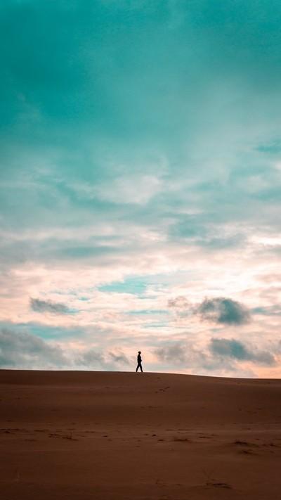 Dune Silhouette