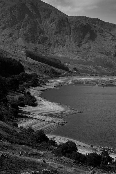 A rather dry haweswater