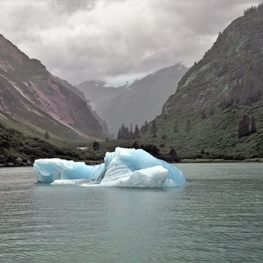 Tracy Arm Fjord (1) - Juneau, Alaska
