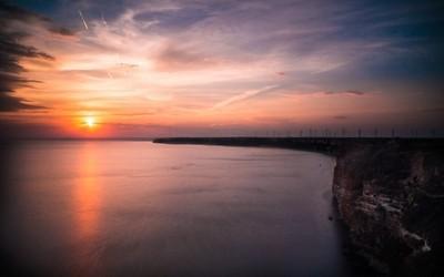 Kaliakra sunset