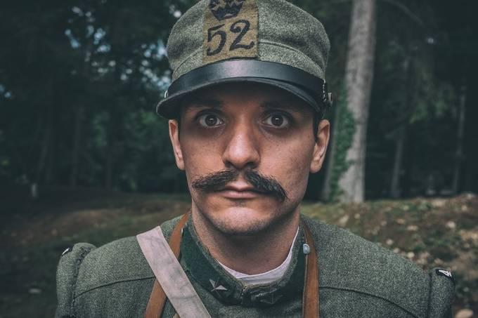 Verdun -  France, 25.08.2018, WW1