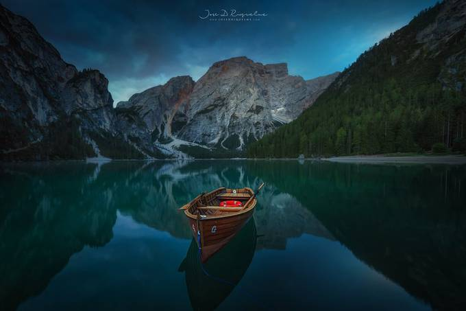 The boat by JoseDRiquelme - Monthly Pro Photo Contest Vol 45