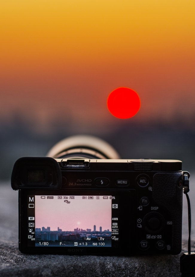 Sunrise Like No Other by JCPhotoPro1 - Experimental Photography Project