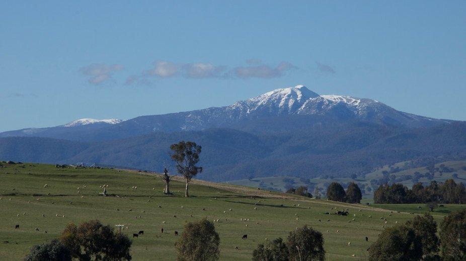 Mt Buller Victoria Australia