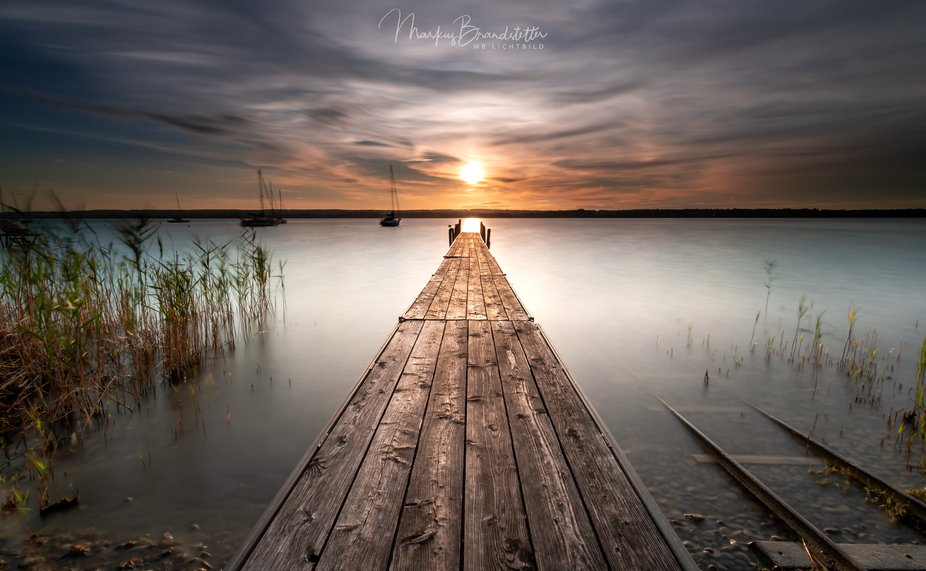 Took this photo at an amazing shooting weekend in Bavaria at lake Ammer (Ammersee).