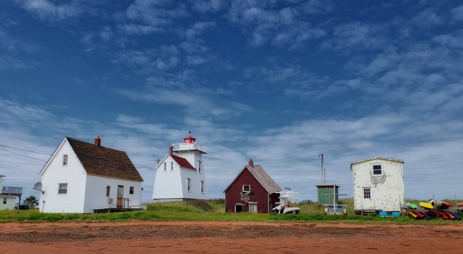 There are quaint little fishermen's villages scattered all along PEI's beautifu...