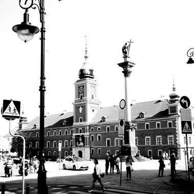Architecture and life of Warsaw - the Capital of Poland 7 (40)