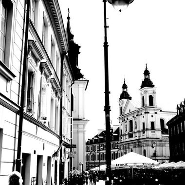 Architecture and life of Warsaw - the Capital of Poland 7 (47)