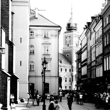 Architecture and life of Warsaw - the Capital of Poland 7 (52)