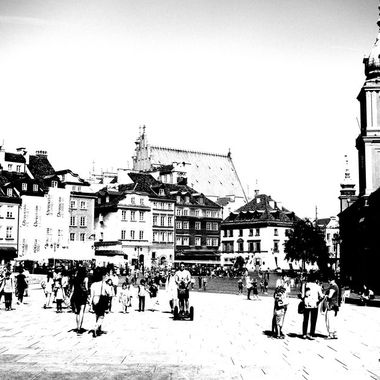 Architecture and life of Warsaw - the Capital of Poland 7 (29)