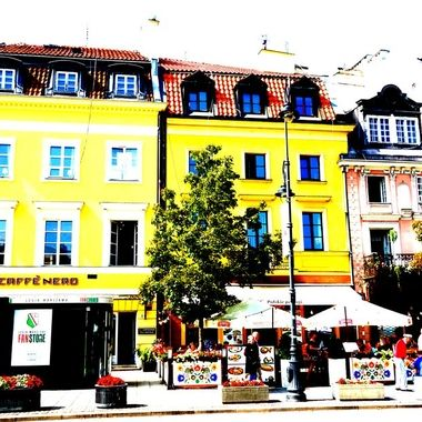 Architecture and life of Warsaw - the Capital of Poland 8 (1)