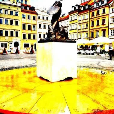 Architecture and life of Warsaw - the Capital of Poland 8 (5)