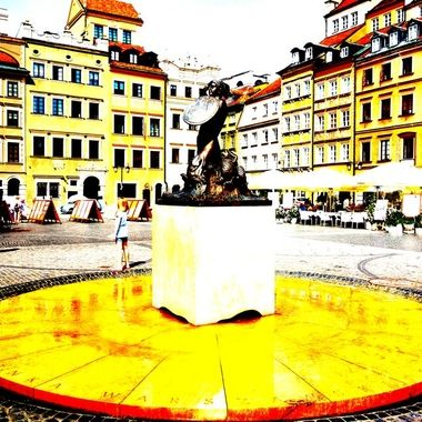 Architecture and life of Warsaw - the Capital of Poland 8 (6)