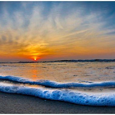 LBI sunrise A 8-31-18