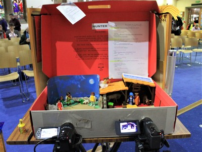 Shoebox film studio