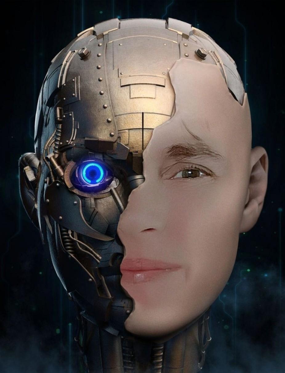 Mensch oder Maschine  copy