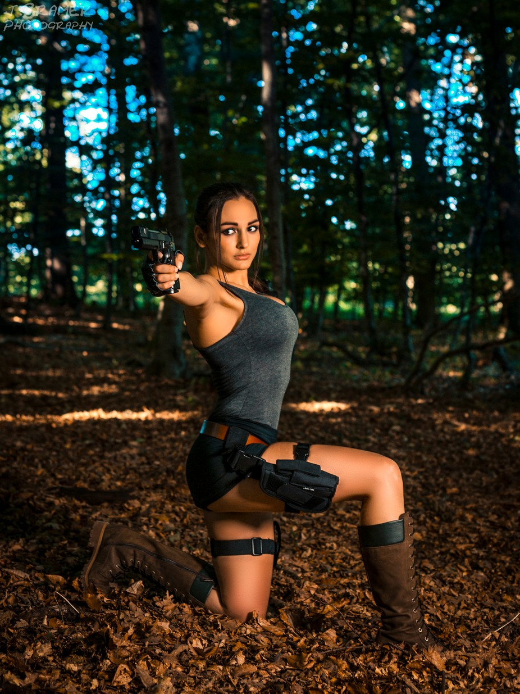 Lara Croft by JBramerPhotography - Social Exposure Photo Contest Vol 17