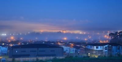 Misty Auckland