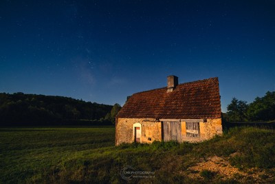Little House By Moonlight