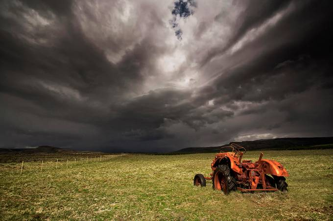 Stormy Clouds  by Structor - Monthly Pro Photo Contest Vol 44