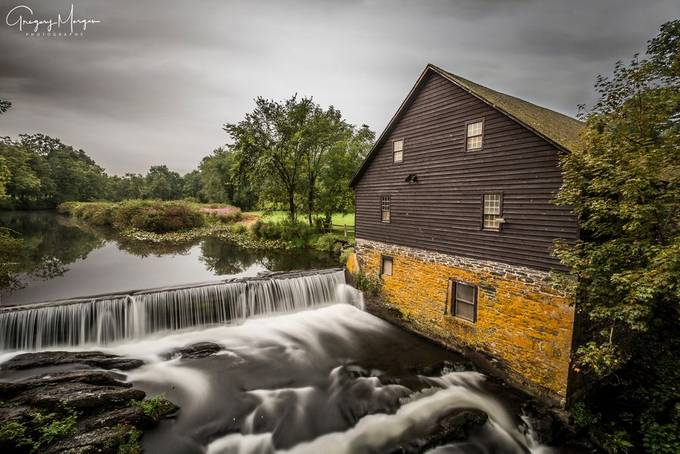 Mill corner color by gregmorgan - Social Exposure Photo Contest Vol 17