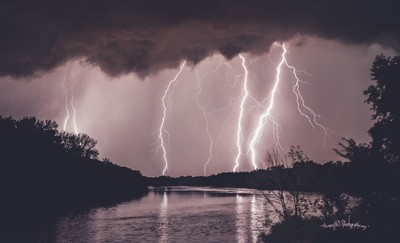 the fury of nature