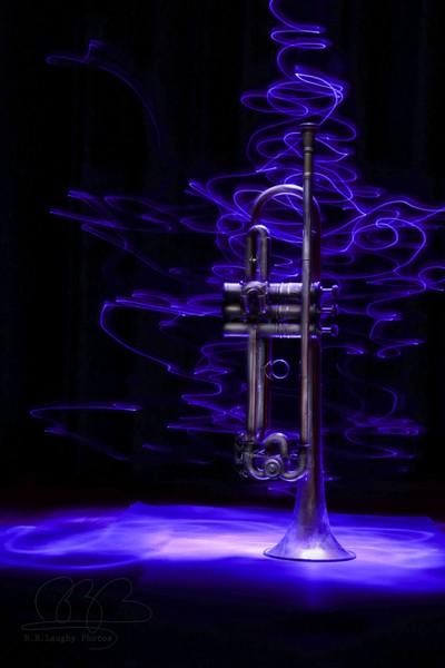 Trumpet Blue